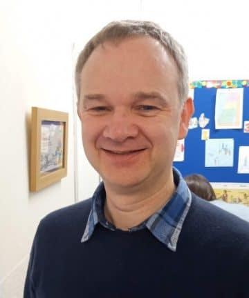 Pastor - Ian Hughes